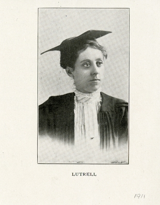 Headshot of Estelle Lutrell
