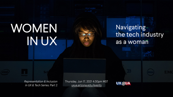 Women in UX cover image