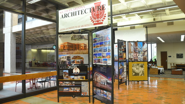 Architecture exhibit