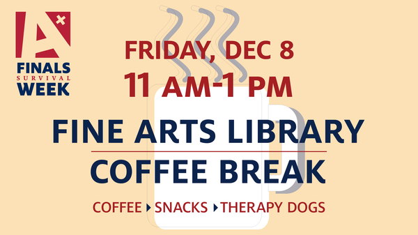 Fine Arts Coffee Break