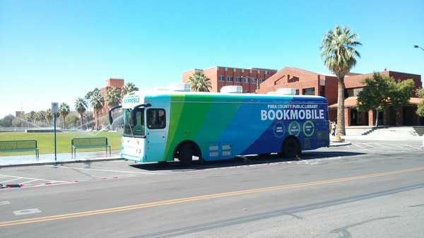 Pima County Public Library Bookmobile
