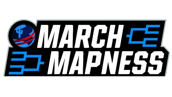 March Mapness