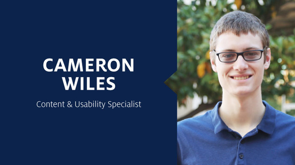 Photo of Cameron Wiles
