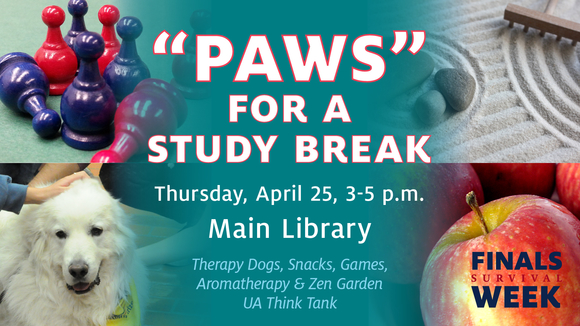"""Paws"" for a Study Break"