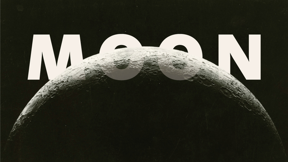Moon exhibit