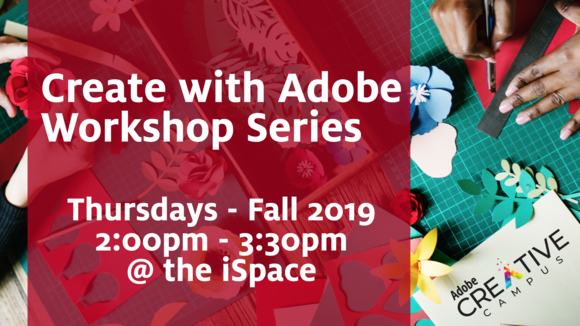 Create with Adobe Workshop Series