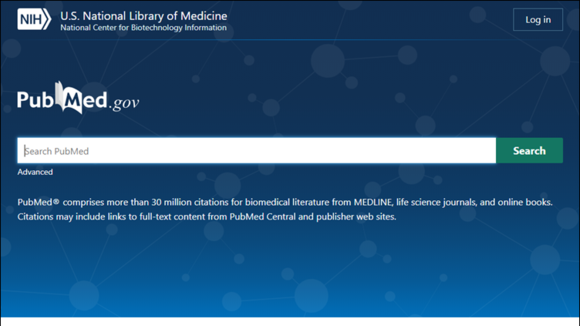 New PubMed interface