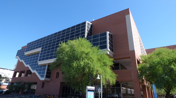 Health Sciences Library in Tucson