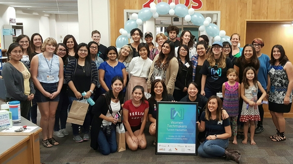 Women Techmakers Tucson Hackathon