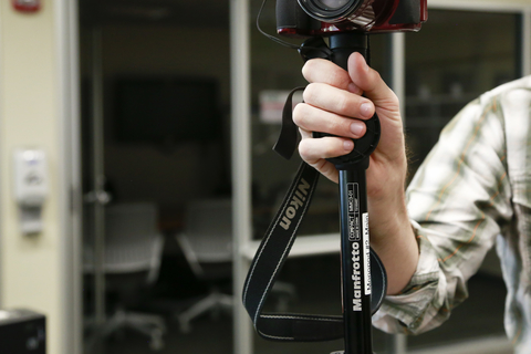 Photo of a monopod