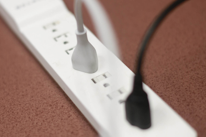 Photo of power strip