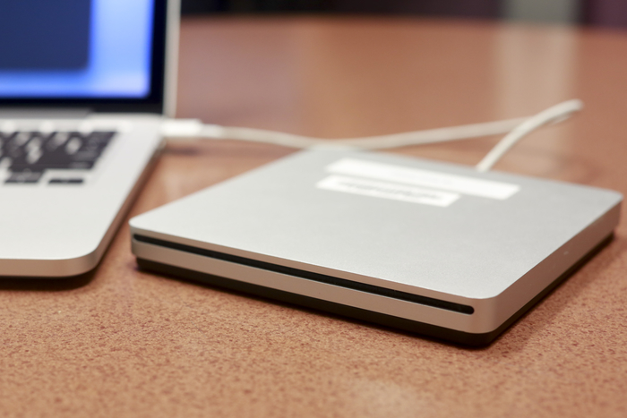 Photo of Apple optical drive